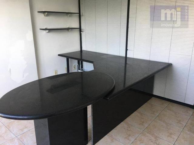 Sala para alugar, 35 m² por R$ 1.000,00/mês - Centro - Niterói/RJ - Foto 4