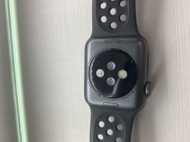 Relógio 38mm Watch série3 modelo nike - Foto 2