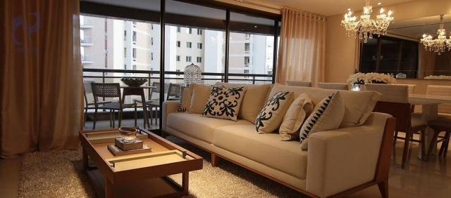 Apartamento residencial à venda, Cocó, Fortaleza - AP0758. - Foto 2