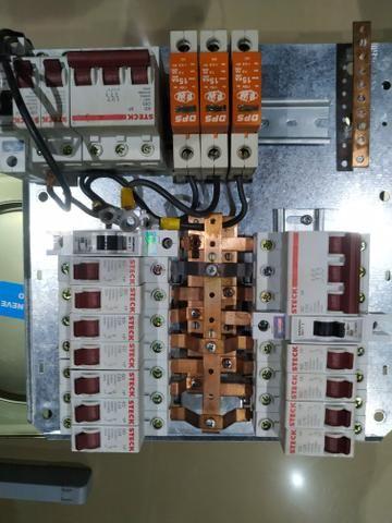 Quadro Elétricos com Barramentos - Foto 3