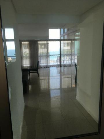 Apartamento Rio Vermelho Exclusive 1 Quarto 54m² Nascente Vista Mar Finamente Decorado - Foto 5