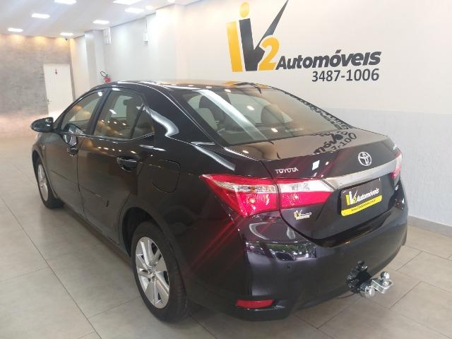 Toyota Corolla Gli flex automático 2014/2015 - Foto 6