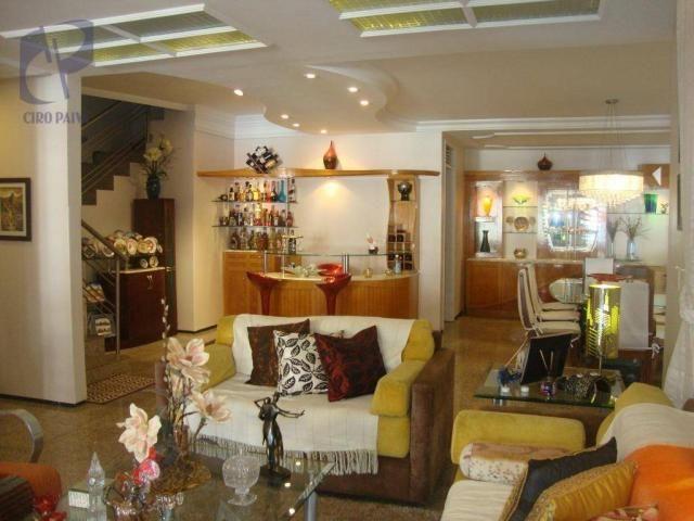 Casa à venda, 392 m² por R$ 960.000,00 - Engenheiro Luciano Cavalcante - Fortaleza/CE - Foto 14