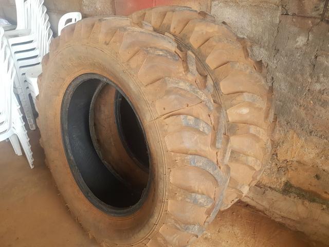 Jogo de pneus 14-9-28 - Foto 3