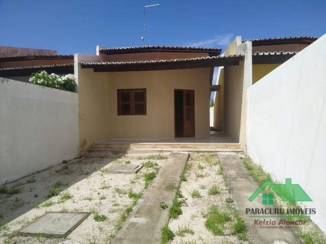 Oportunidade! Casa nova em Paracuru no bairro Alagadiço - Foto 2