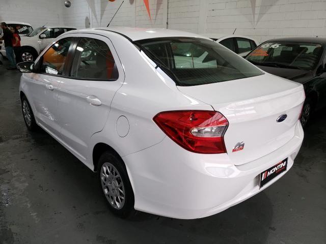 Ford Ka   Sedan SE 1.5 Branco - Foto 6