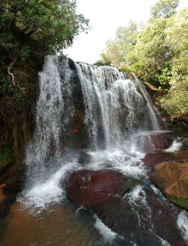 Lotes próximo à duas cachoeiras MT