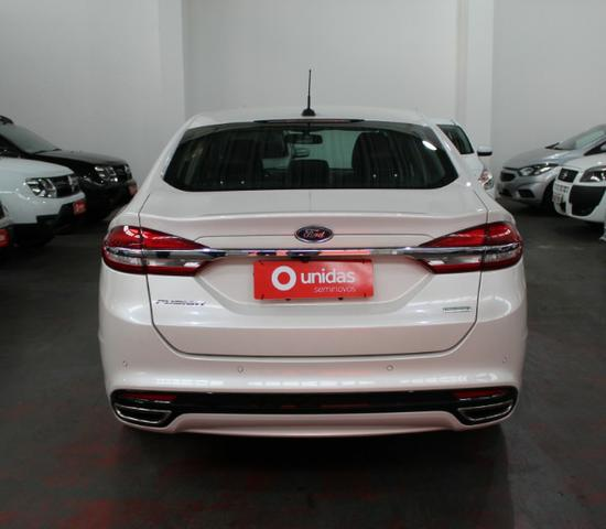 Ford Fusion Sel 2.0 EcoBoost - Foto 5