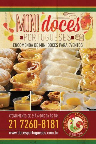 Doces Portugueses e Festas Portuguesas