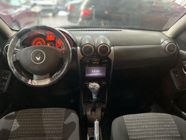 Sandero 1.6 automático 2013  - Foto 5