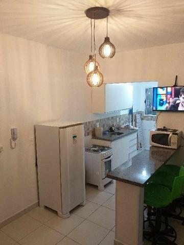 Apartamentos mobiliados NOVO bem localizado no Centro e no Santa Marta - Foto 11