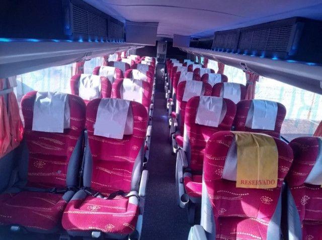 Ônibus 1800 DD G7 Volvo Parcelado   - Foto 13