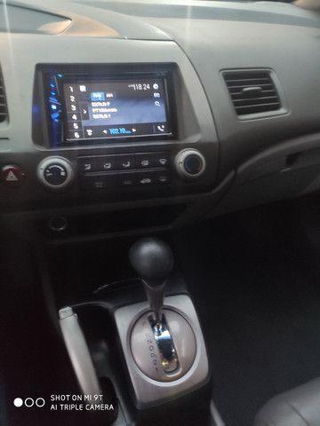 Honda New Civic Lxs Automático TOP  - Foto 12