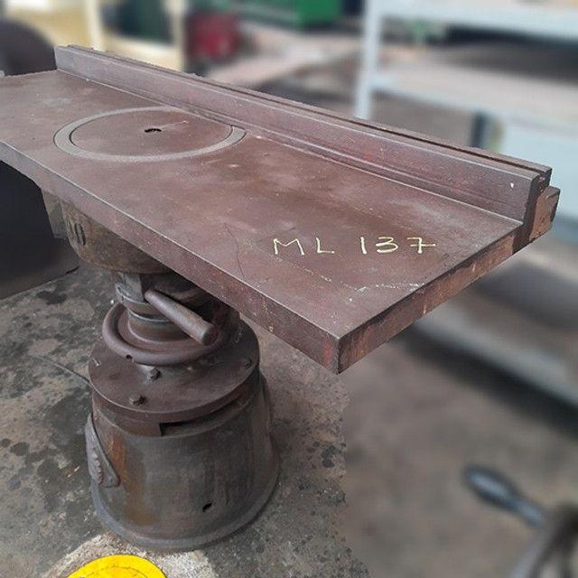 Retífica plana de Copo Marca Rejusta Rota - ML137 Usado - Foto 3