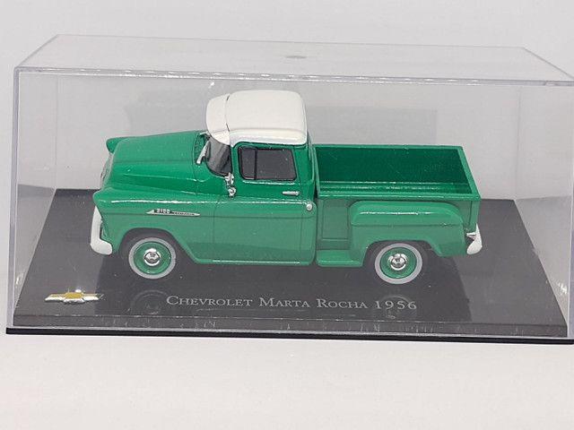 Miniatura Chevrolet Marta rocha 1956 - Foto 5