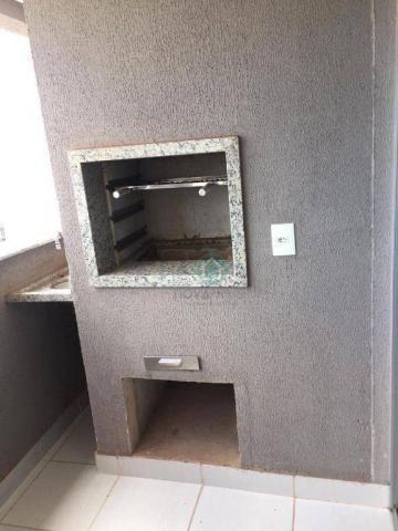 Apartamento com 2 dormitórios e churrasqueira na sacada - YES - Foto 6