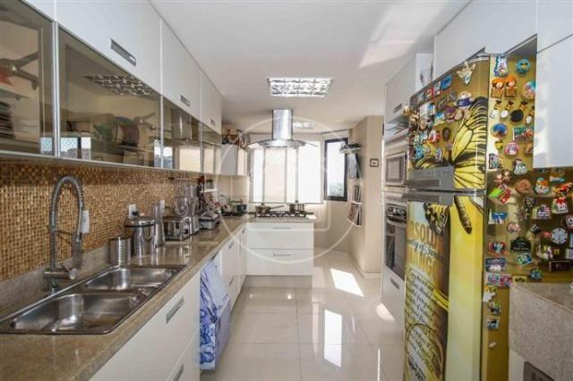 Apartamento à venda com 3 dormitórios em Barra da tijuca, Rio de janeiro cod:828684 - Foto 10