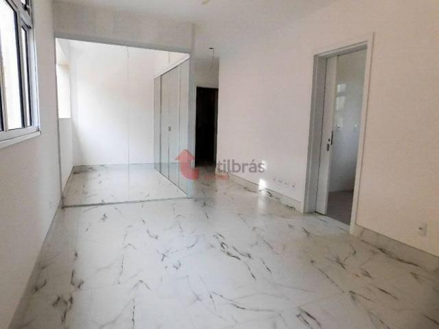 Apartamento à venda, 3 quartos, 1 suíte, 2 vagas, São Pedro - Belo Horizonte/MG