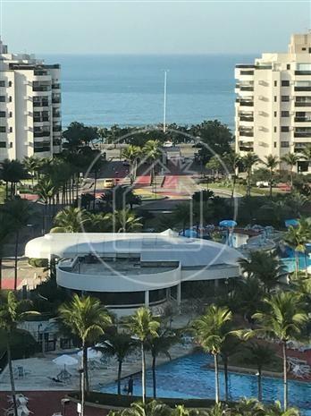 Apartamento à venda com 3 dormitórios em Barra da tijuca, Rio de janeiro cod:828684 - Foto 13