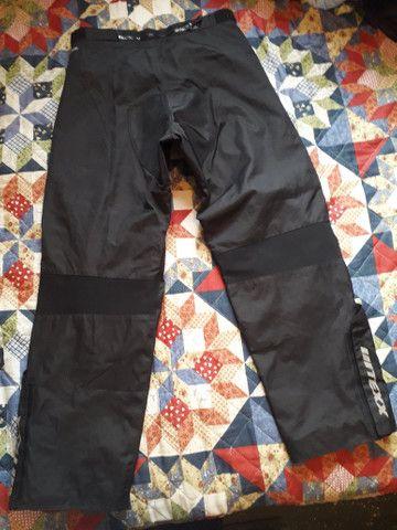 Calça Motociclista Texx Strike Importada, impermeável e resistente - Foto 4