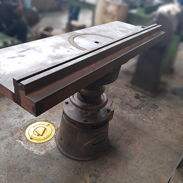 Retífica plana de Copo Marca Rejusta Rota - ML137 Usado - Foto 6