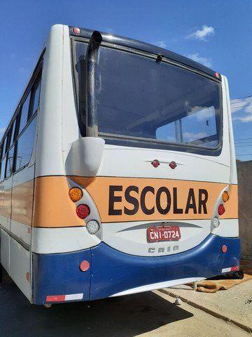 Vendo Ônibus MB Apache - Foto 6