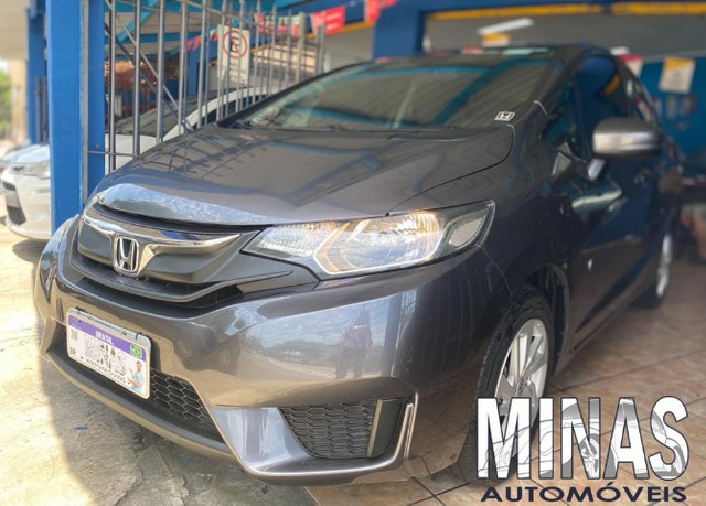 Honda Fit Lx 1.5 2015 manual - Foto 2