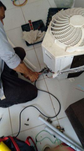 Promoção instalacao de ar condicionado