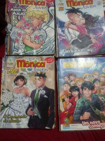 Vendo 24 revistas da turma da Mônica por apenas  - Foto 2