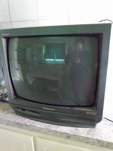 TV Televisão Panasonic, para desocupar espaço!!! - Foto 2