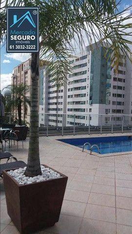 Apartamento com 1 dormitório para alugar, 42 m² por R$ 1.150,00/mês - Sul - Águas Claras/D - Foto 7