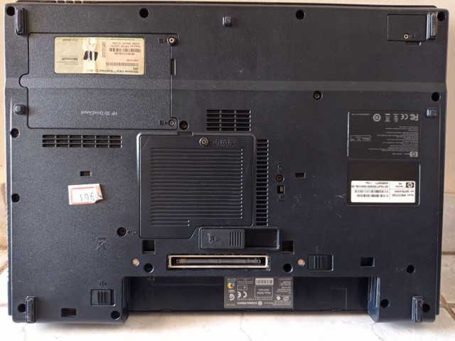 Notebook HP para retirada de peças - Foto 6