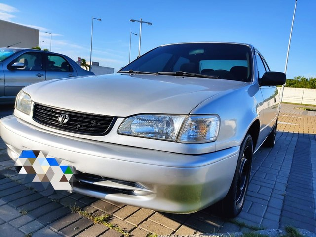 Corolla XLI 2001 1.8 - Foto 4