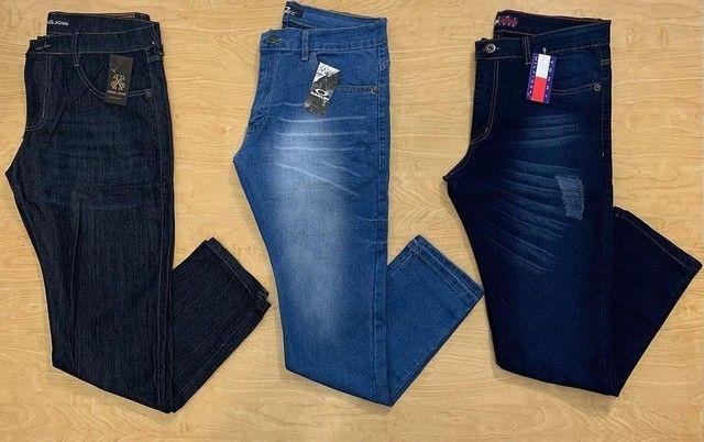 Calça jeans masculinaaa (36 ao 46) entrega gratuita para toda João pessoa