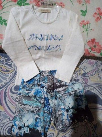 Conjuntos para meninas de 1 ano  - Foto 5