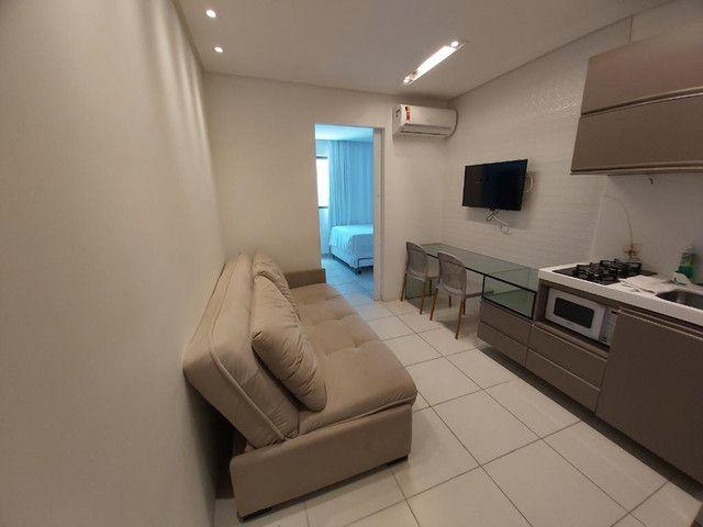 Apartamento com 1 quarto para alugar, 27 m² por R$ 2.995/mês - Boa Viagem - Recife - Foto 4