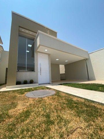 casa terrea no setor jardim gramado 3/4 + area gourmet com piscina - Foto 14
