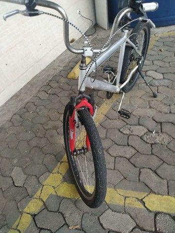 Bicicleta de alumínio - Foto 4