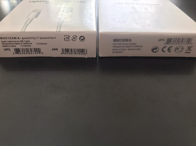 Kit cabo e fonte carregador iPhone 5 ao 11  - Foto 2