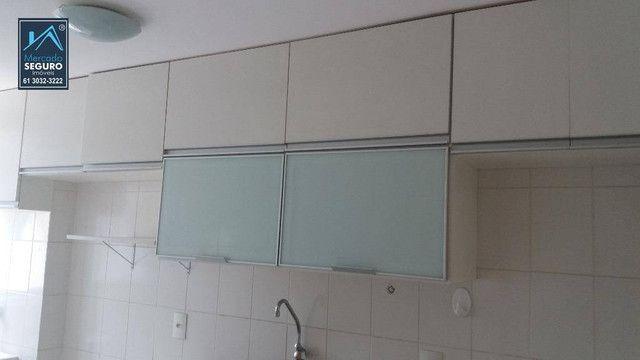 Apartamento com 1 dormitório para alugar, 42 m² por R$ 1.150,00/mês - Sul - Águas Claras/D - Foto 11