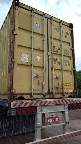 Container marítimo - ótimo padrão - pgto só na entrega - Foto 2