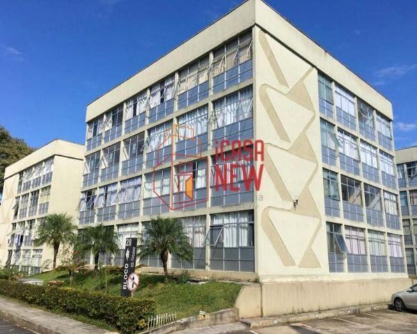 Apartamento à venda com 2 dormitórios em Fazendinha, Curitiba cod:ICW0078