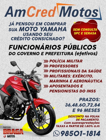 NMAX 160  2021/2021 Braga Motos Yamaha Manaus  - Foto 5