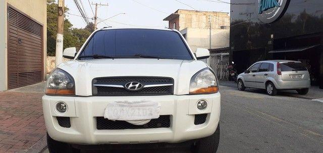 Hyundai tucson 2.0 GLSB 2016.