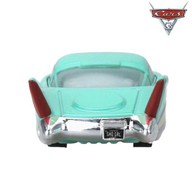 Flo Filme Carros Disney Miniatura 1:55 - Foto 5