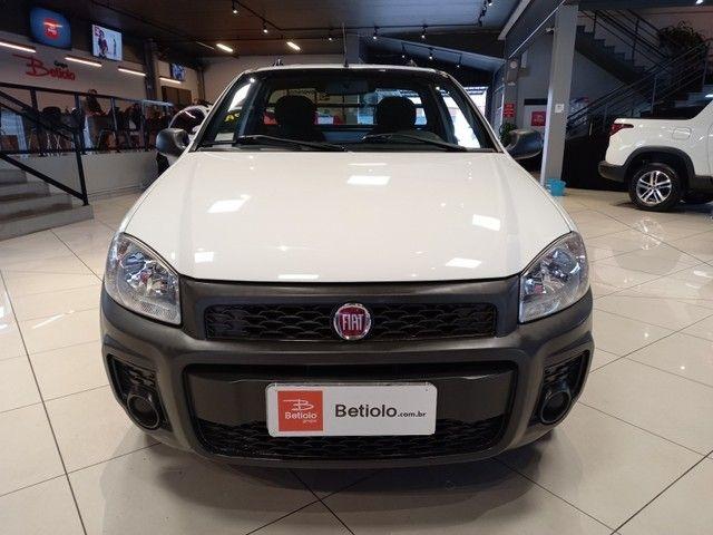 Fiat Strada HD Working CS 1.4 Flex 2018 4P - Foto 2