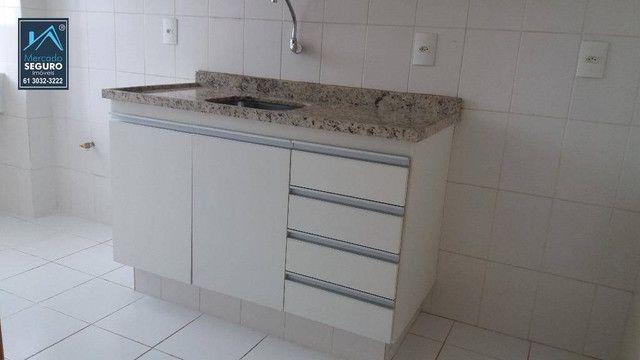 Apartamento com 1 dormitório para alugar, 42 m² por R$ 1.150,00/mês - Sul - Águas Claras/D - Foto 10