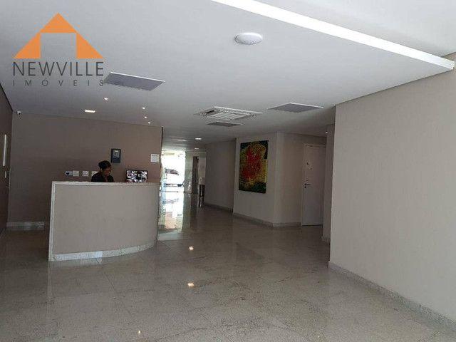 Apartamento com 1 quarto para alugar, 27 m² por R$ 2.995/mês - Boa Viagem - Recife - Foto 12