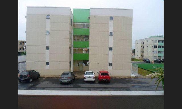 Apartamento 2Qts com varanda em Mesquita, aceito financiamento caixa - Foto 5