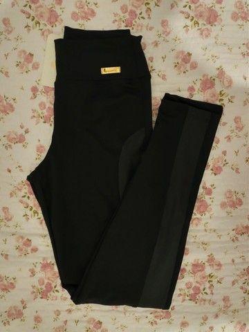 Blusa e calça apeluciada - Foto 2